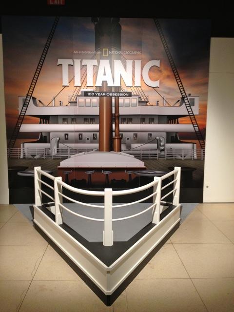 Titanic, setna rocznica