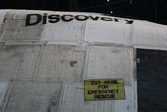 wahadłowiec Discovery