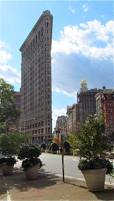 Flatiron Building w Nowym Jorku