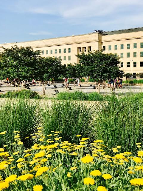 zwiedzanie Pentagonu