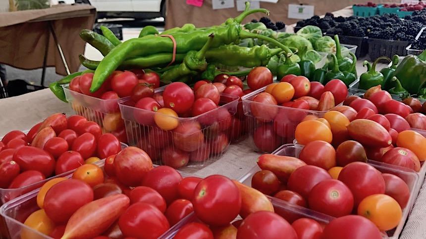 żywność organiczna w stanach zjednoczonych