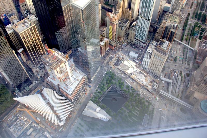 miejsce zamachów z 11 września 2001