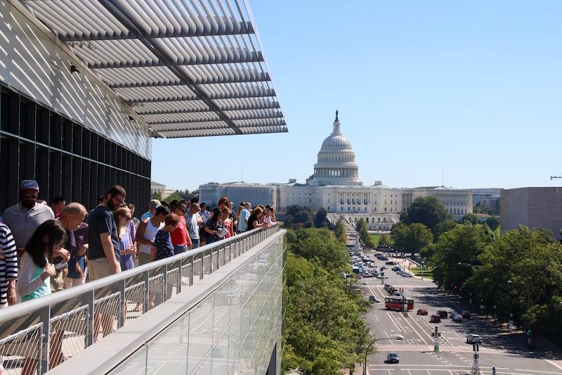 Newseum w Waszyngtonie