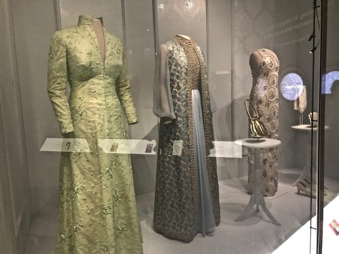 pierwsze damy USA, stroje w muzeum