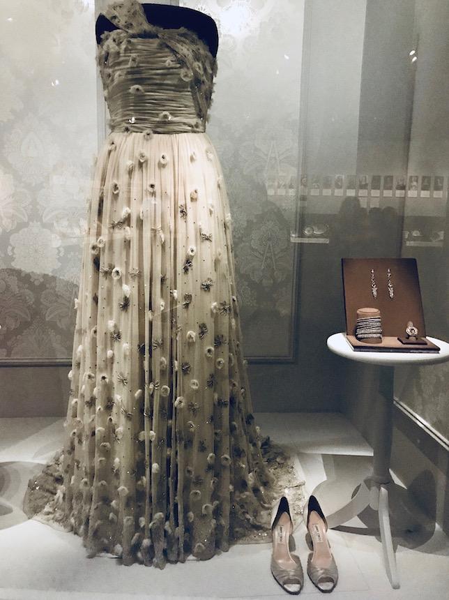 suknia pierwszej damy Michelle Obamy