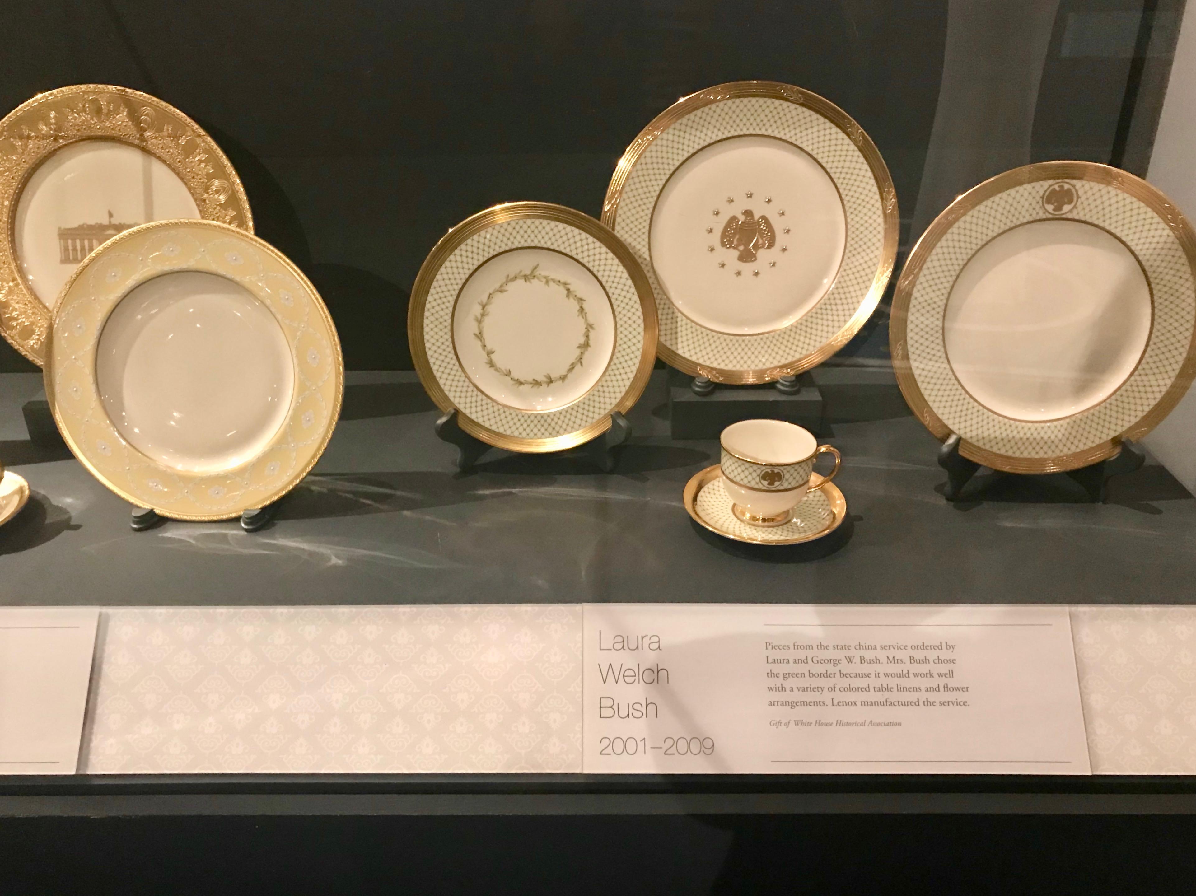 porcelana Białego Domu