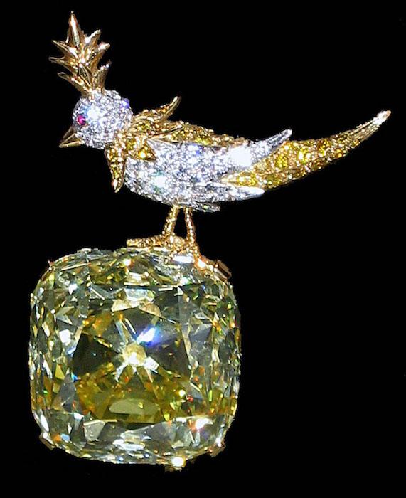 żółty Diament Tiffanygo