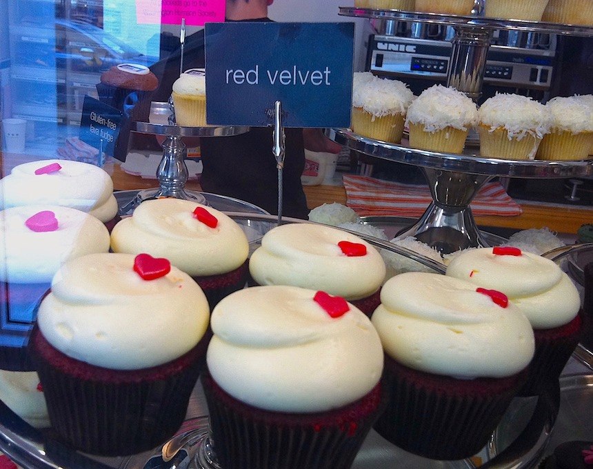 Georgetown Cupcakes czyli słynne waszyngtońskie babeczki