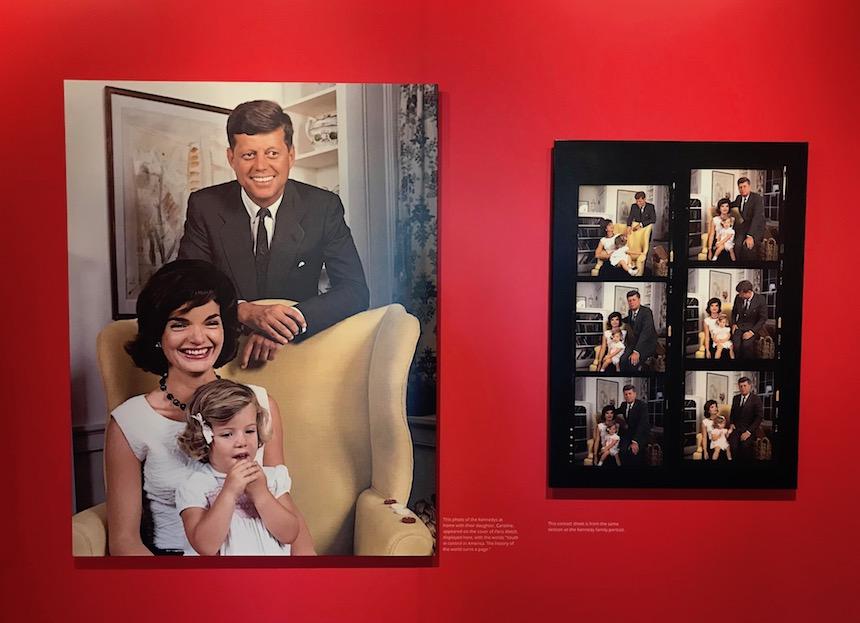 śladami prezydenta Kennedy'go