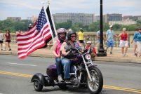 Memorial Weekend. Waszyngtonem rządzą motocykliści