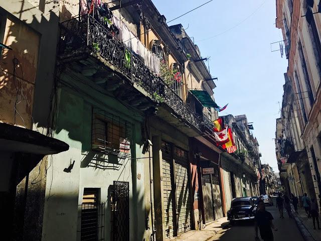 zwiedzanie Hawany.