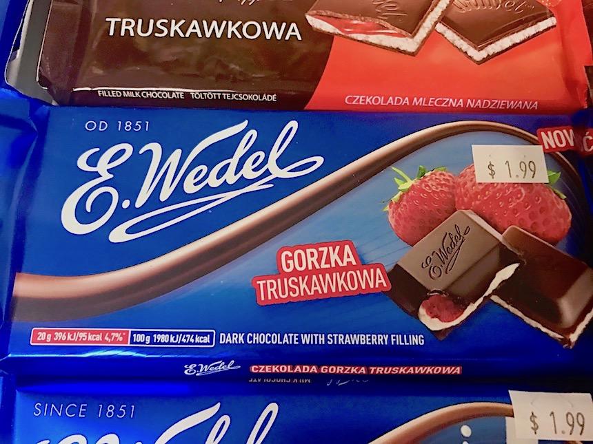 Ile kosztuje w USA polska żywność