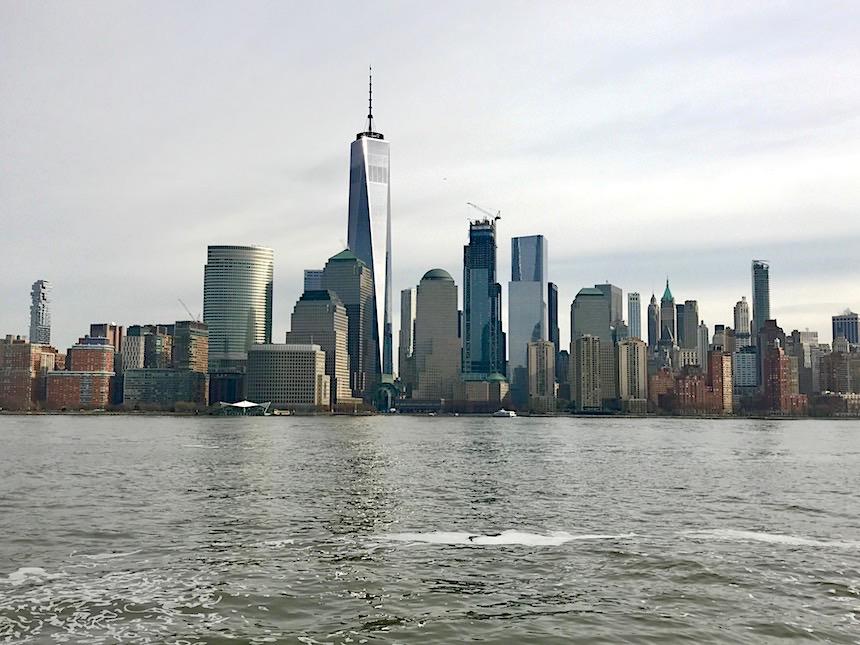 Dlaczego Waszyngton a nie Nowy Jork?