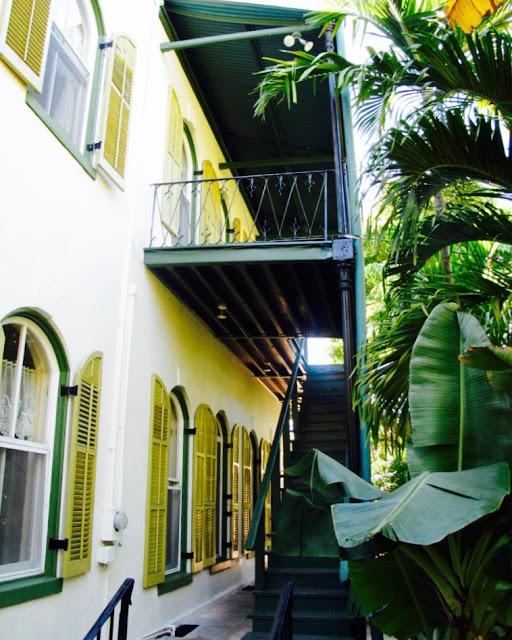 Dom Ernesta Hemingway'a na Key West