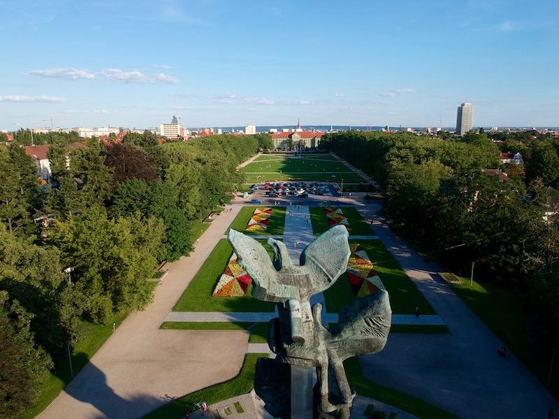 polskie miasto niczym Waszyngton
