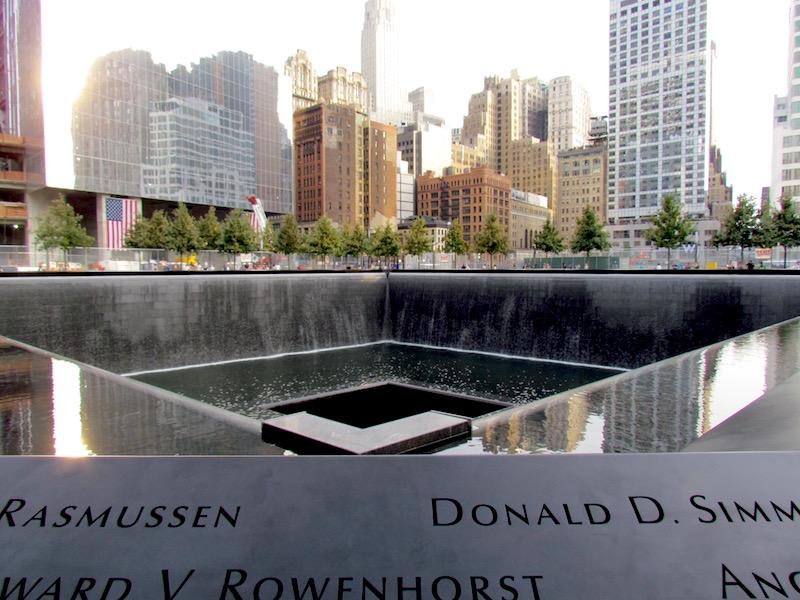 miejsca zamachów z 11 września 2001