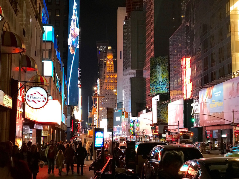 weekend w Nowym Jorku
