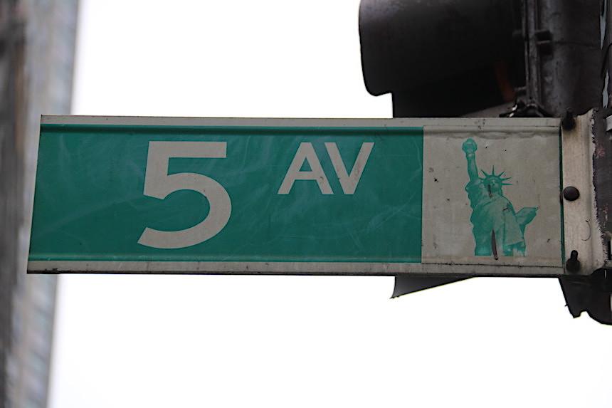 Piąta Aleja w Nowym Jorku