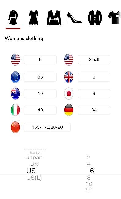 amerykańskie jednostki miar i rozmiary