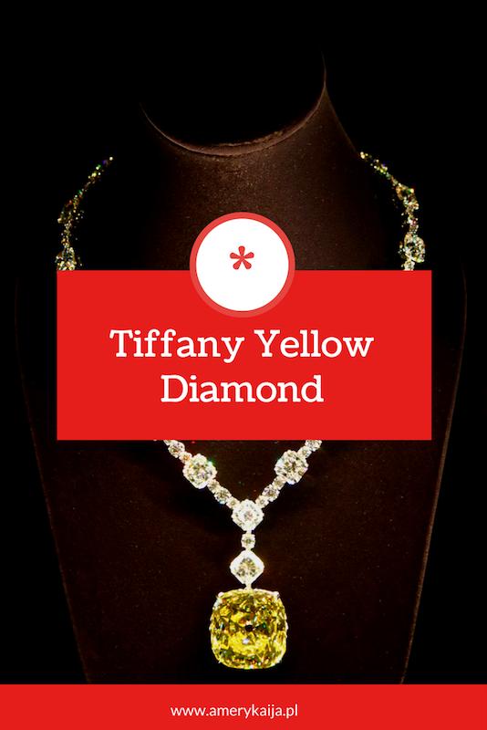 Żółty diament Tiffany'go