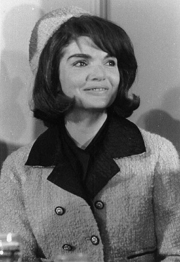 Pierwsza dama Jacqueline Kennedy