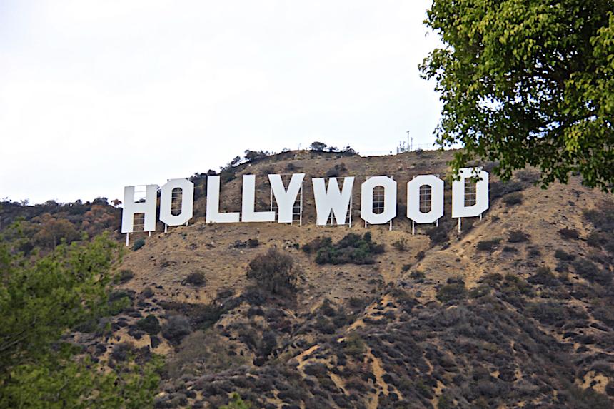 Dlaczego tak trudno dotrzeć do znaku Hollywood