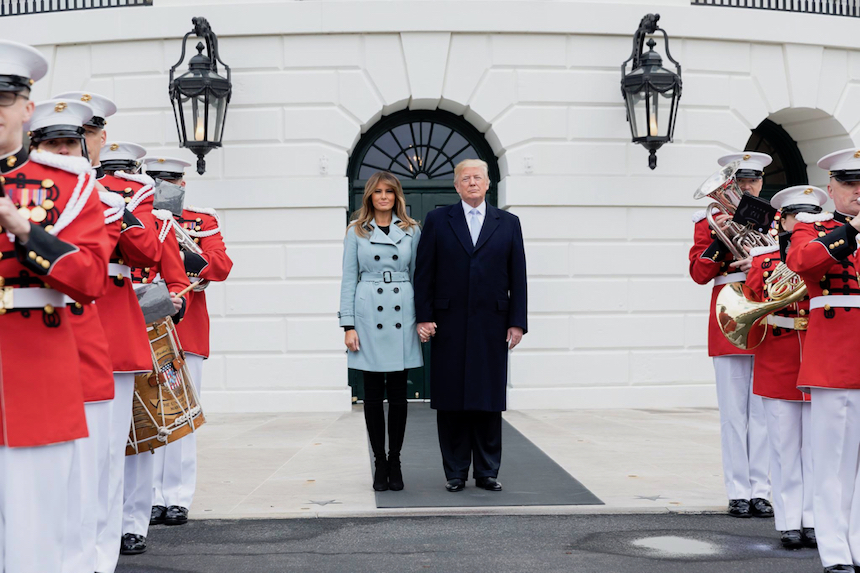 pierwsza dama Melania Trump, Dlaczego Ameryka nie kocha Melanii Trump