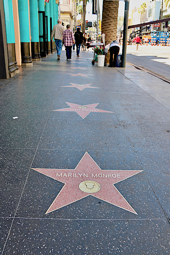 Walk of Fame, Aleja Gwiazd w Hollywood
