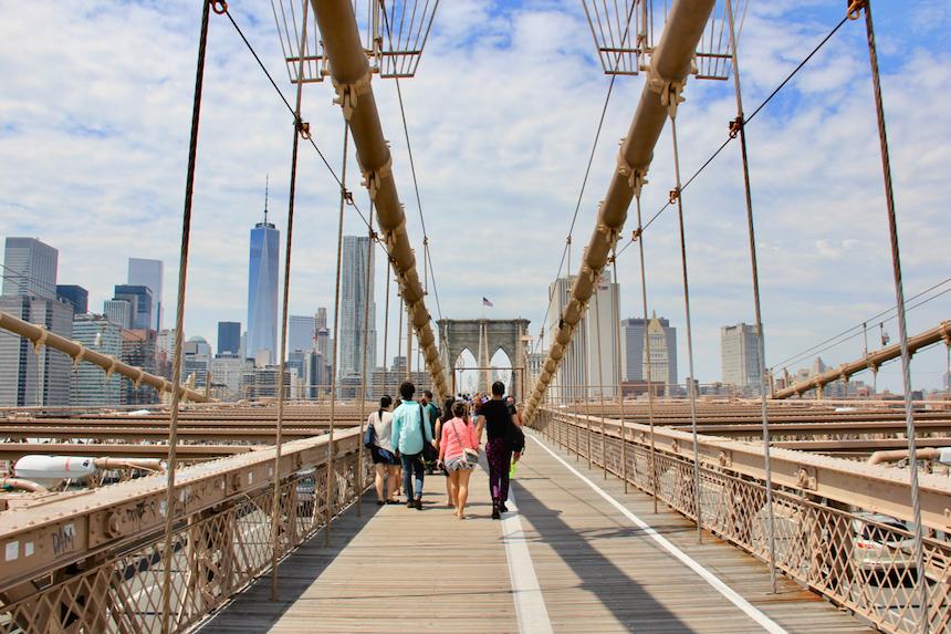 Most Brookliński, jeden z najpiękniejszych na świecie