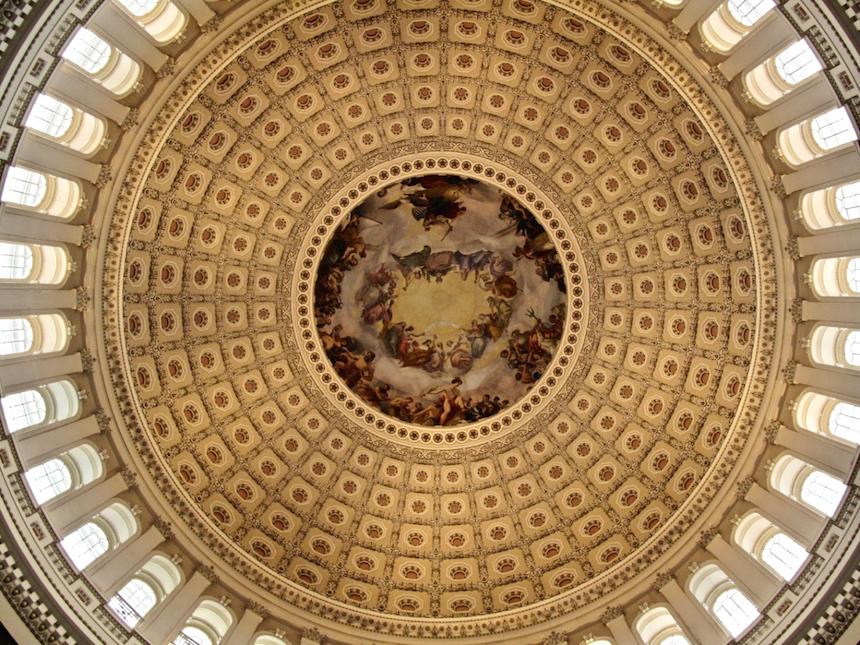 Apoteoza Waszyngtona w Waszyngtonie