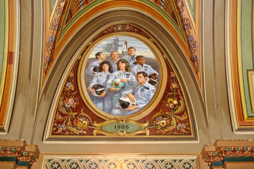 zwiedzanie Kapitolu w Waszyngtonie