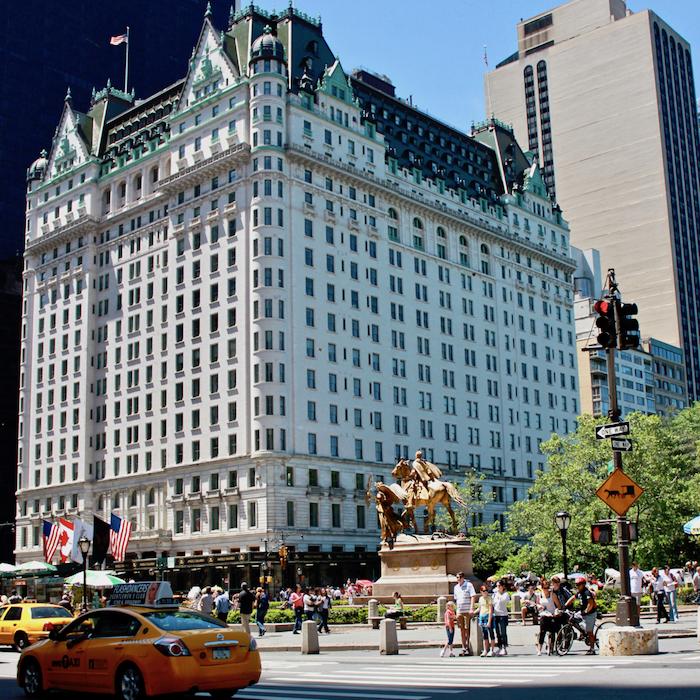 hotel Plaza w Nowym Jorku