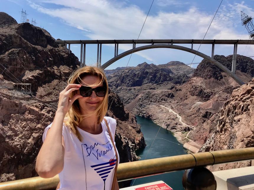 Zapora Hoovera czyli Hoover Dam
