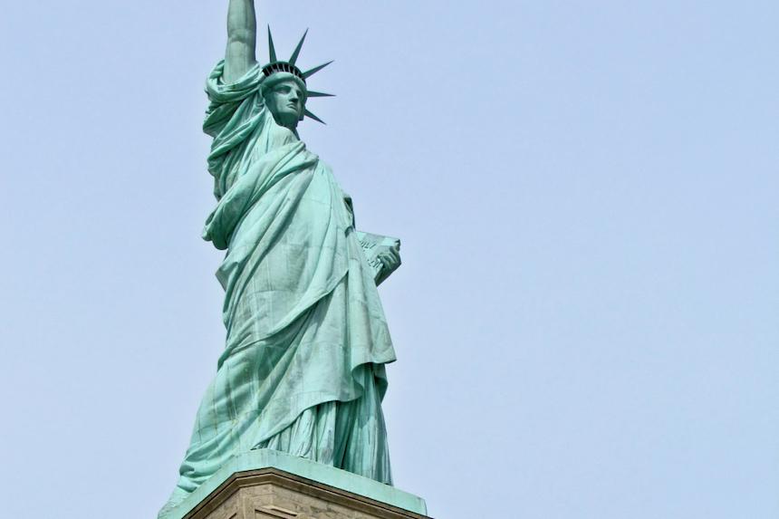zwiedzanie Statuy Wolności