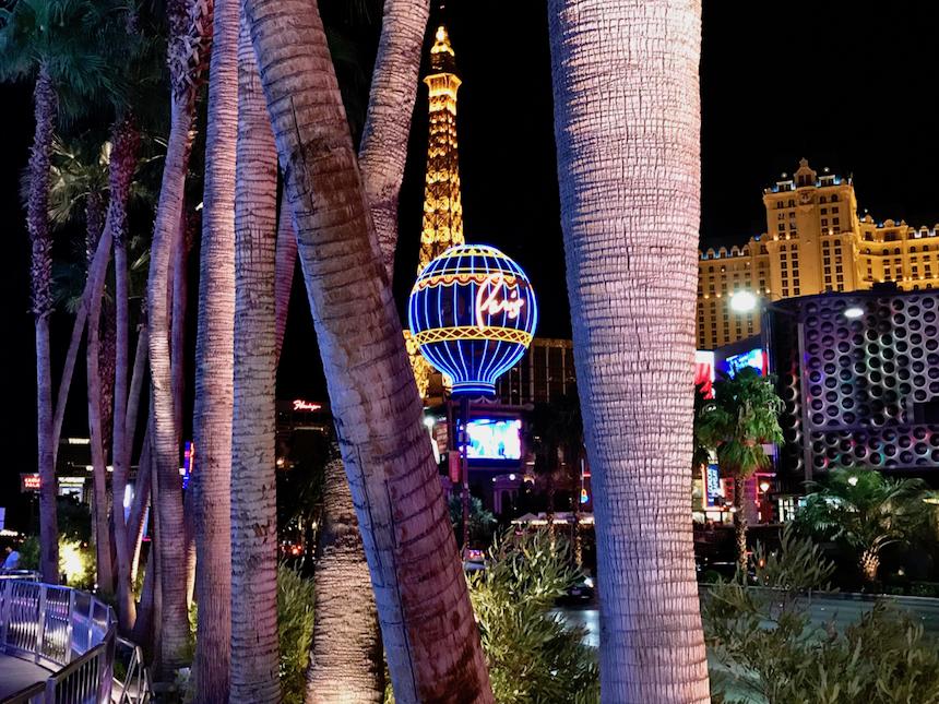 co można zobaczyć w Las Vegas