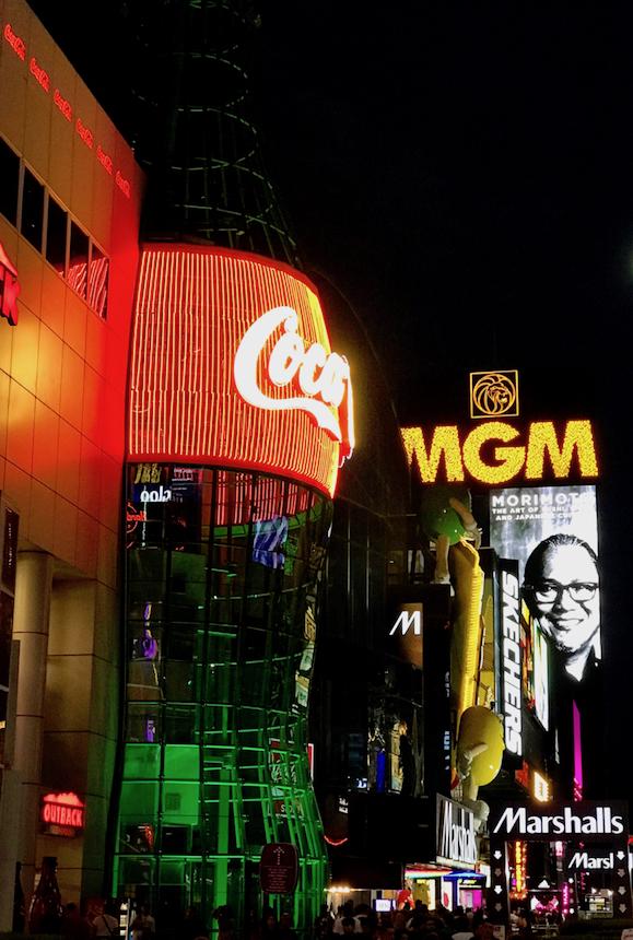 ja wygląda Las Vegas