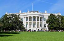 Zwiedzanie Białego Domu w Waszyngtonie