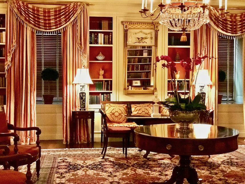 zwiedzanie Białego Domu