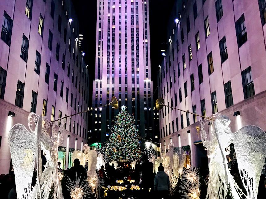 warto polecieć w grudniu do Nowego Jorku