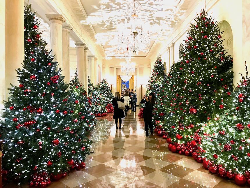 Święta w Białym Domu
