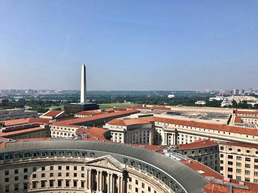 10 rzeczy, które musisz wiedzieć o Waszyngtonie. Ciekawostki i fakty.