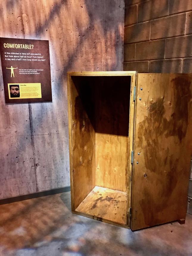 Międzynarodowe Muzeum Szpiegostwa w Waszyngtonie, miejsce z największą na świecie kolekcją narzędzi wykorzystywanych w pracy wywiadowczej.