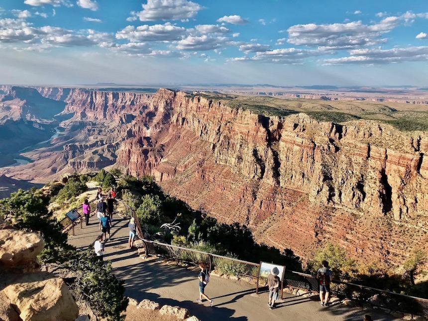 wycieczka do Wielkiego Kanionu