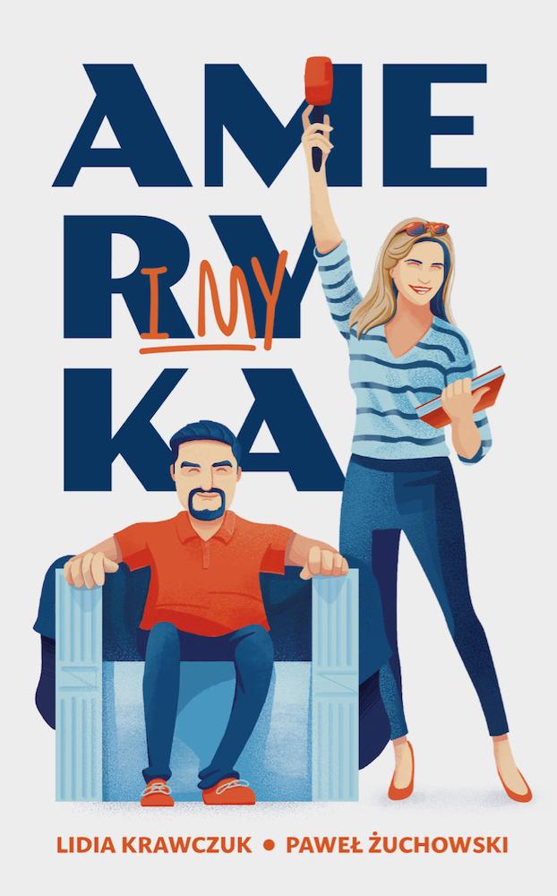 Książka Ameryka i my